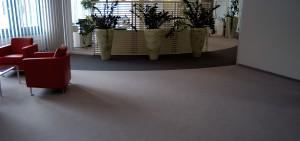teppichboden verlegt
