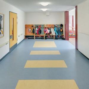 linoleumboden kindergarten