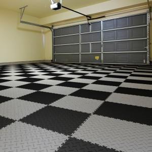 industrieboden-garage