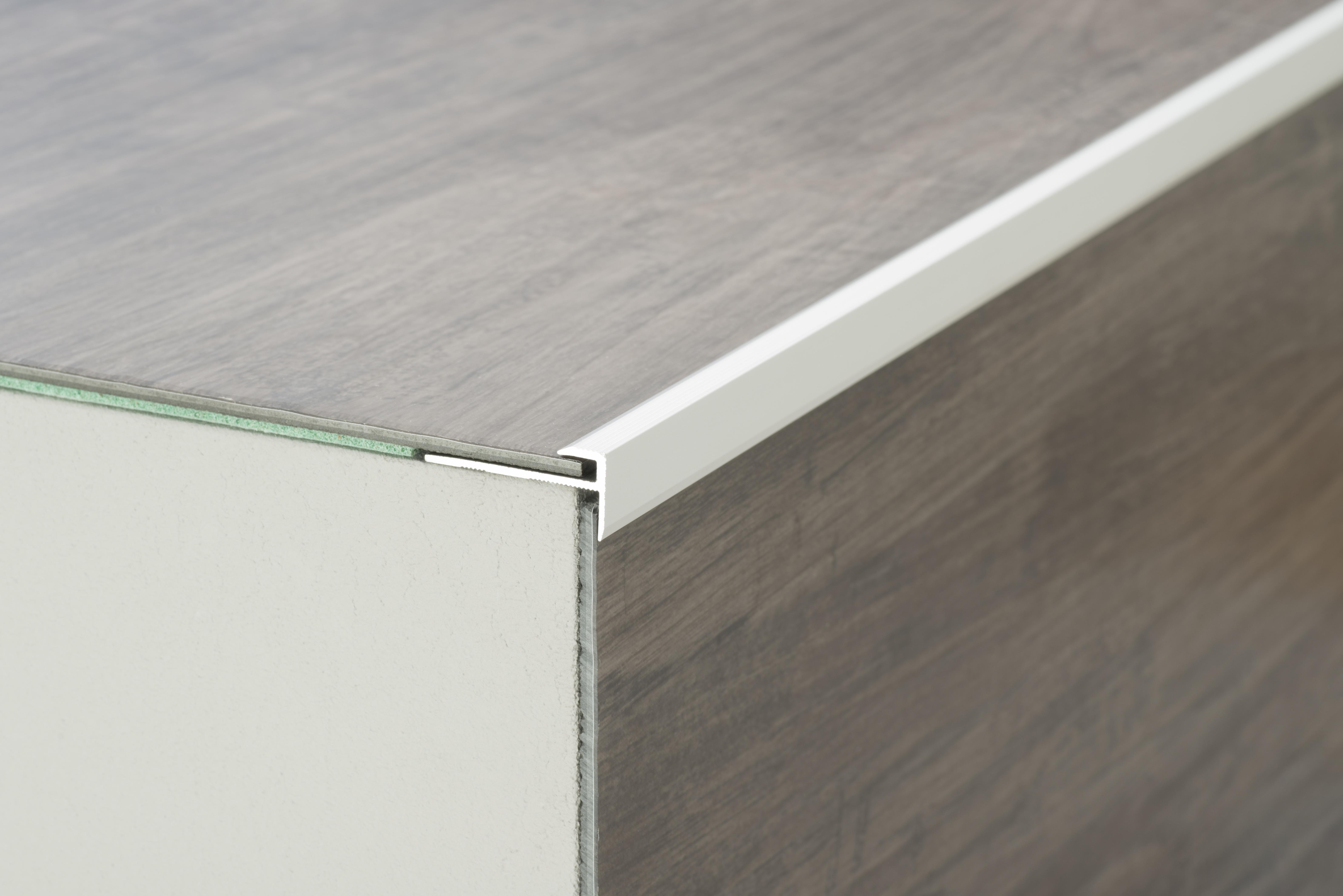 Treppenkante LVT für Vinylboden